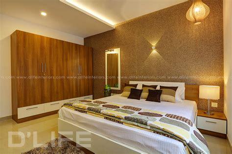 D'life Home Interiors Kottayam Kerala : Bed Room Interiors In Kerala As Part Of Home Furnishing