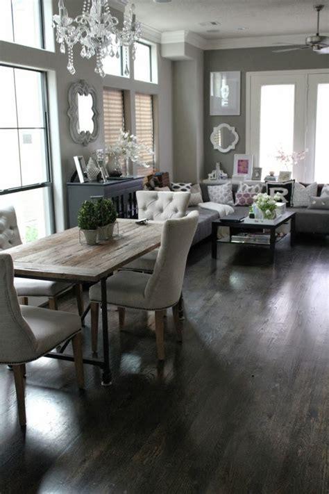 veronika s blushing rustic contemporary dining living