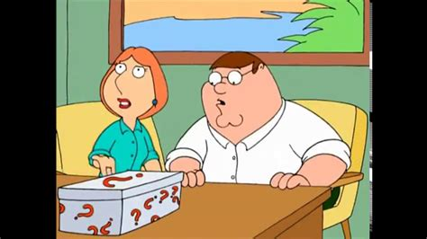 Peter Griffin Boat by Family Guy Quot You Can Have The Boat Or The Mystery Box