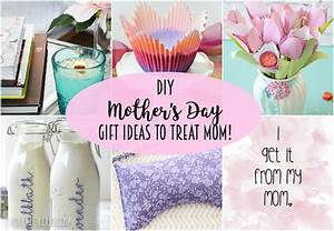DIY Mother's Day Gift Ideas to Treat Mom - Lydi Out Loud