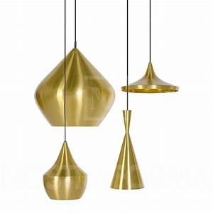 Tom Dixon Lamp : tom dixon beat light stout brushed brass pendant lamp modern and contemporary lighting ~ Markanthonyermac.com Haus und Dekorationen