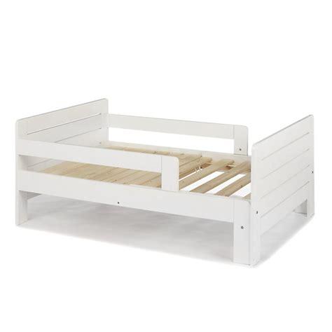 lit 233 volutif blanc 3 pour enfant lilou lits enfants meubles pour chambre enfant