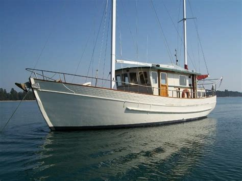 Motor Boats For Sale In Europe by Motorsailer Converted Fishing Boat For Sale Trade Boats