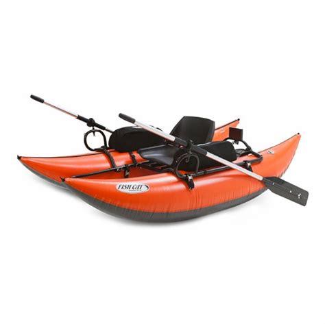 Outcast Fishing Pontoon Boats outcast fish cat streamer inflatable pontoon boat