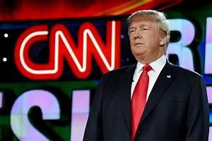 CNN Responds After President Trump Blasts Network as 'Fake ...