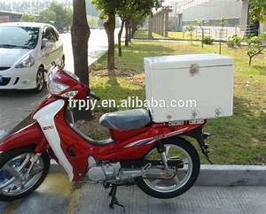 Motorcycle Carry Box With Locks And Keys And Rubber ...