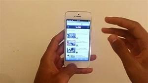 Take Screenshot with iPhone 5 - Make a Screenshot on apple ...
