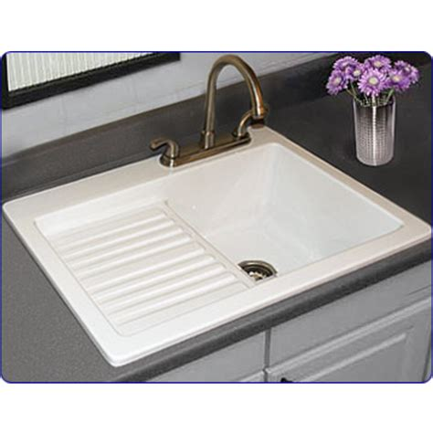 kitchen sinks edgewood self laundry sink by corstone