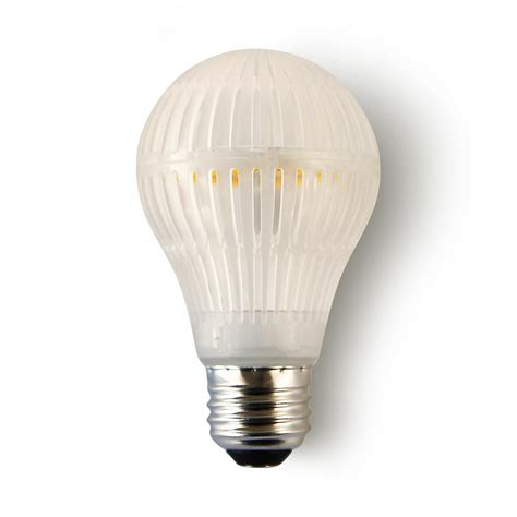 lighting science 60w equivalent soft white a19 non dimmable led light bulb 10 pack ls a19db