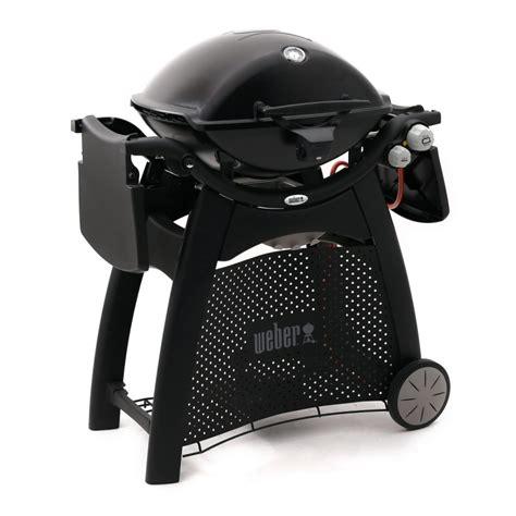 barbecue weber q3200 black por 649 euros