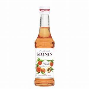 Getränke Sirup Günstig : monin sirup pfirsich 0 25l sirup alkoholfreie getr nke sortiment trinkgut ~ Markanthonyermac.com Haus und Dekorationen