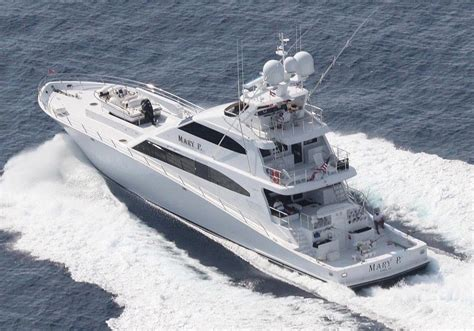 Biggest Fishing Boat In The World by Review Trinity Yachts 122 Sportfish Quot Mary P Quot Trinity