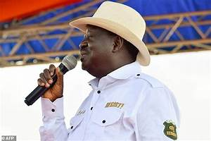 Kenya opposition to swear-in leader as 'president' | Daily ...