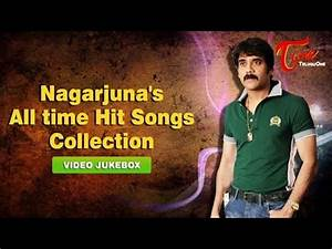 Nagarjuna All Time Hit Songs Collection || Video Songs ...