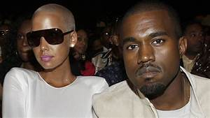 Kanye West disses ex Amber Rose over her feud with ...