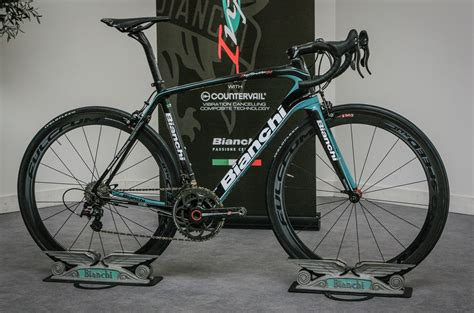 bianchi infinito cv unveiled
