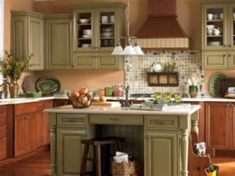painting kitchen cabinets ideas with beautiful colors
