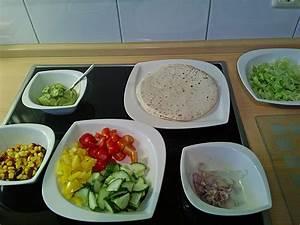 Wraps Füllung Vegetarisch : vegetarische wraps von cookieheart ~ Markanthonyermac.com Haus und Dekorationen