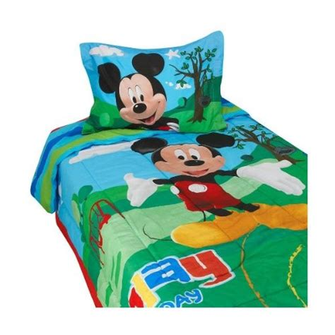 disney mickey mouse clubhouse size comforter bed
