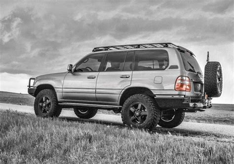 Land Cruiser 100 by Why Buy A Used Toyota Land Cruiser 100 Series Drive Safe