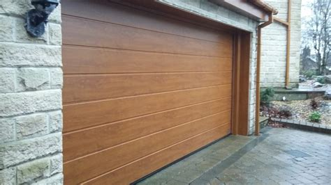 Hormann Sectional Door, Mossley  Pennine Garage Doors