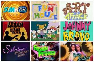 Kids TV in the 1990s - how well do you remember Art Attack ...