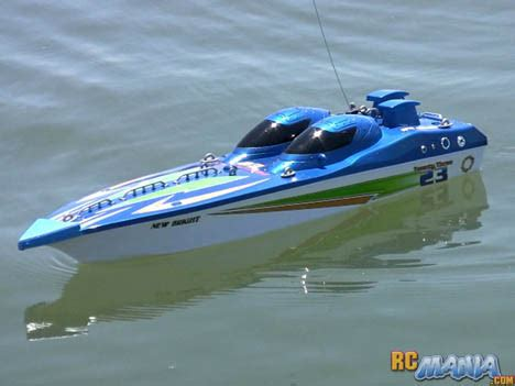 Fast Lane Rc Boat Wave Chaser rc mania reviews boats watercraft