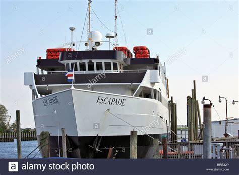Long Island Casino Boat by Casino Gambling Ship Freeport Long Island Ny Stock Photo