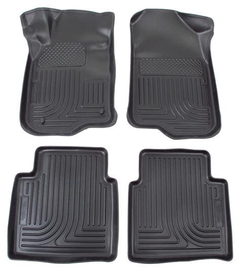 husky liners floor mats for chevrolet malibu 2011 hl98111
