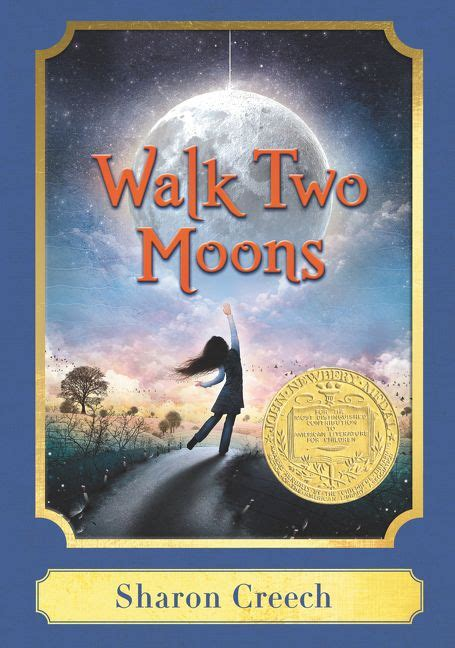 Image result for walk two moons cover