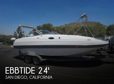 Boats For Sale Under 25000 by Ebbtide Mystique 2400 Fun Cruiser For Sale In Victorville