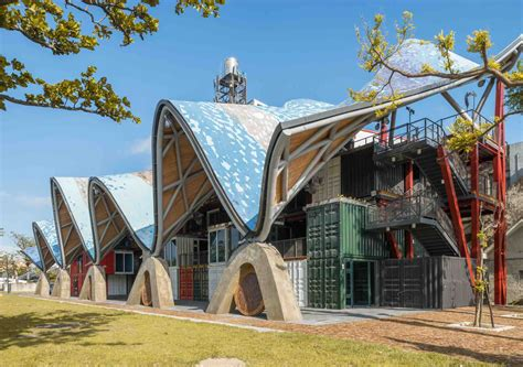 Taitung Aboriginal Gallery  Bioarchitecture Formosana