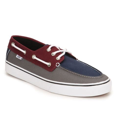 Vans Boat Shoes Price by Vans Chauffeur Sf Boat Multi Color Casual Shoes Snapdeal