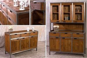Möbel Aus Metall : m bel im industriedesign ein look aus holz metall massiv aus holz ~ Markanthonyermac.com Haus und Dekorationen