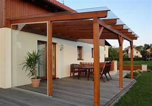 Metall Sonne Für Hauswand : terrassen berdachungen n tzliche planungshilfen ~ Markanthonyermac.com Haus und Dekorationen