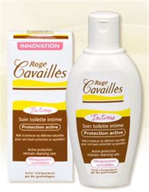 soin toilette intime protection active rog 233 cavaill 232 s beaut 233 test