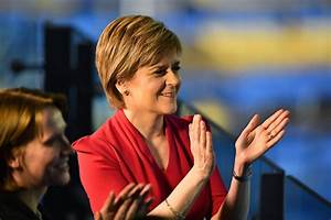 Election 2015: Nicola Sturgeon delighted with 'historic ...