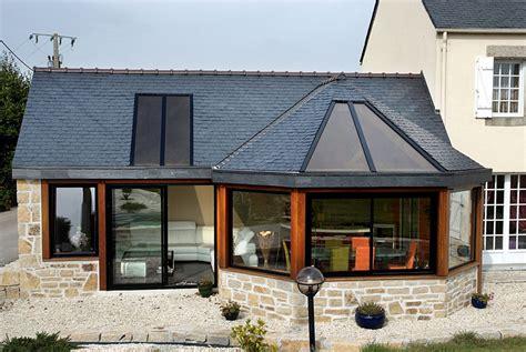 beautiful awesome veranda extension maison darchitecte prix de la renovation au m villeneuve