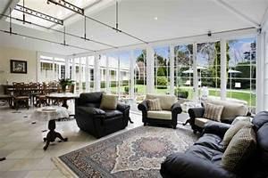 Wintergarten Als Wohnzimmer : wohnwintergarten gestalten und in eine gem tliche glasoase verwandeln ~ Whattoseeinmadrid.com Haus und Dekorationen