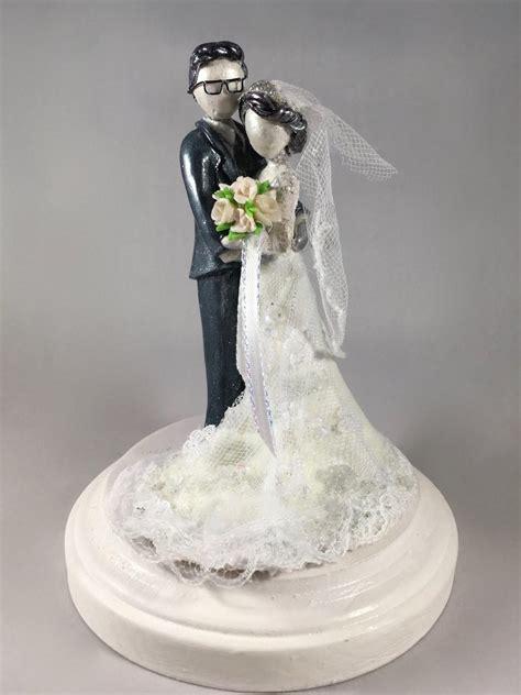 custom cake toppers custom wedding cake topper 2 by minnichi on deviantart