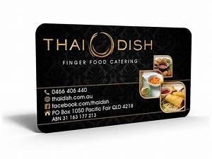 Food Catering Business Cards | theveliger