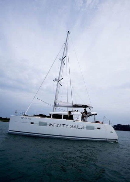 Sailing Boat Singapore by Singapore Charter Business With Sailing Catamaran For