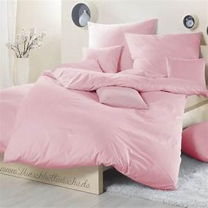 Bettwäsche 155x220 Beige : lorena vichy karo bettw sche rosa romantisch und verspielt ~ Markanthonyermac.com Haus und Dekorationen