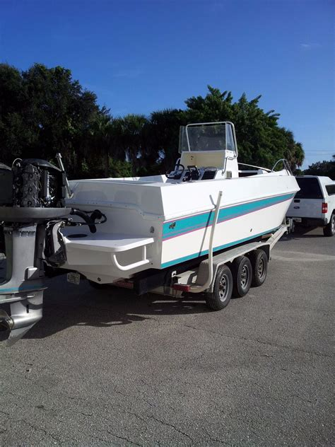 Fountain Boats Center Console Sale by Fountain Center Console 1987 For Sale For 13 499 Boats