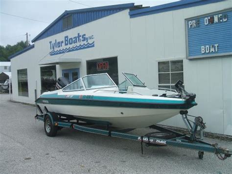Tyler Boats Rockport by Used Ski And Fish Stratos Boats For Sale Boats