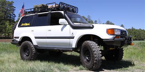 Slee Fj80 by Shop Build Slee Off Road Toyota 80 Series Land Cruiser