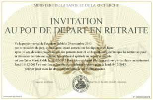invitation d c3 a9part en retraite humour