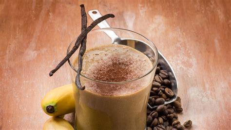 Chocolate Banana Coffee Smoothie with Turmeric   TODAY.com