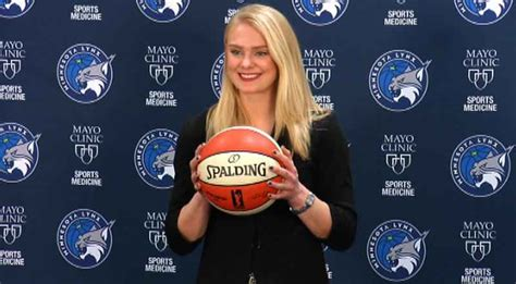 Lynx Draft Carlie Wagner In 3rd Round