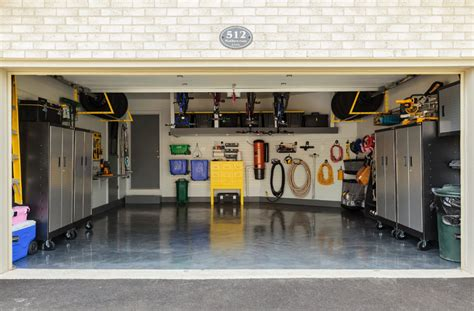 Garage Makeover Catalyzed By Chaos  The Star